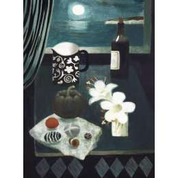 Mary Fedden RA limited edition giclée 'Two Lilies 2006'