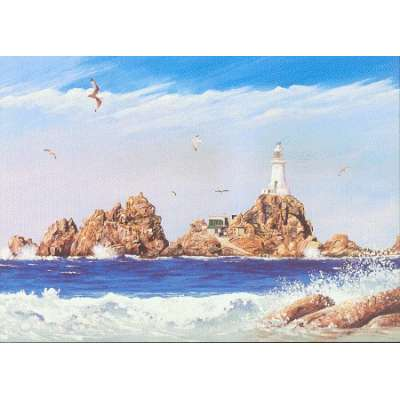Robert Wolfenden limited edition print 'Sounds of the Sea'