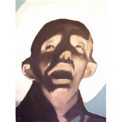 Jason Butler untitled oil on canvas