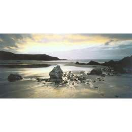 "Joe Cornish photo on canvas ""Whistling Sands"""