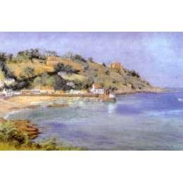 """Diana Bowen colour reproduction print """"Rozel Bay"""""""