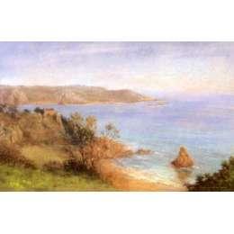 """Diana Bowen colour reproduction print """"Beauport"""""""