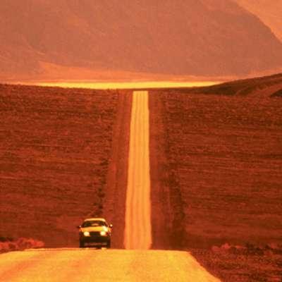 """Grant Faint photo on canvas """"Death Valley, USA"""""""