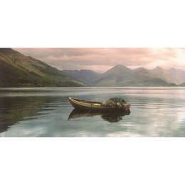 "Photo on canvas ""Lake Duich, Highlands, Scotland"""