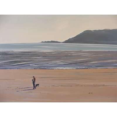 Louise Ramsay 'Walking the Dog'