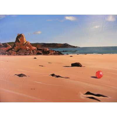 Louise Ramsay 'Beauport - Sunny Day'