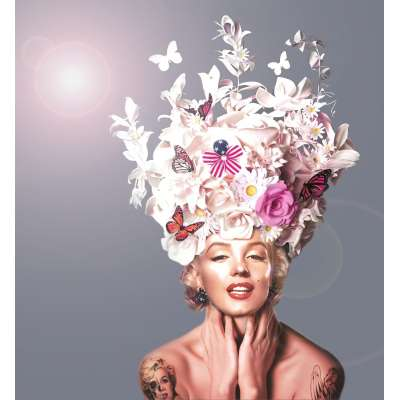 Dirty Hans - 'Marilyn Natural Beauty'
