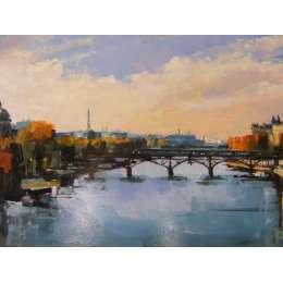 Paul Farraby - River Seine