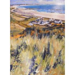 Paul Farraby-Towards St Ouen's ll