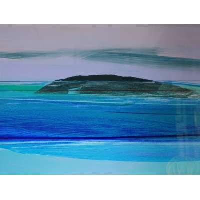 Island - Low Tide