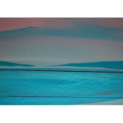 Evening - Low Tide