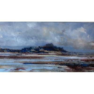 David Taylor - Storm Clouds, Elizabeth Castle