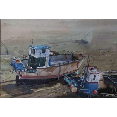 David Taylor - High & Dry, Bonne Nuit Bay