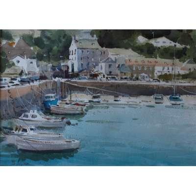 David Taylor - Sunny Corner - St Aubin