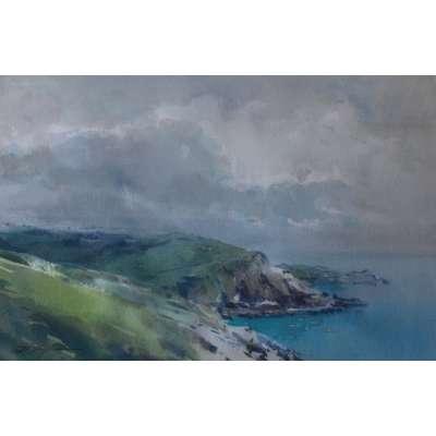 David Taylor - Pott Bay, Little Sark