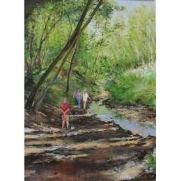 Vic Perron- St Catherine's Wood ll