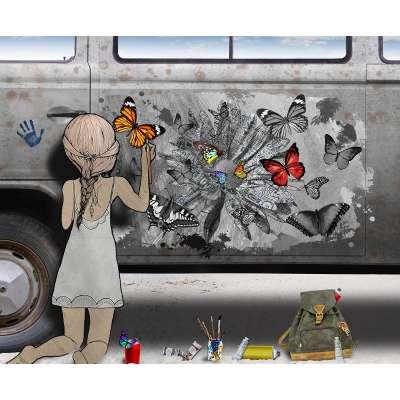 Chloe Rox-Butterflies