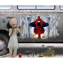 Chloe Rox-Spiderman