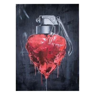 Sage - Barnes - Heart Grenade