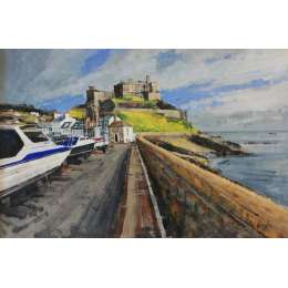 Paul Farraby-High & Dry~Gorey Castle