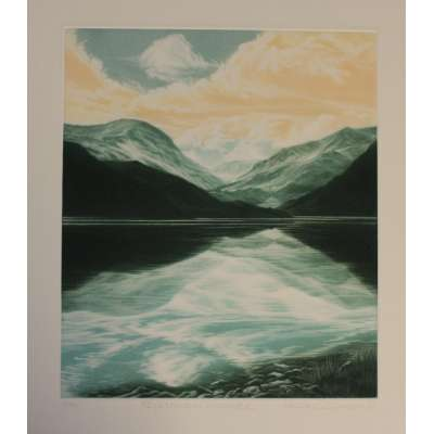 Susan Jameson - Reflections in Ullswater