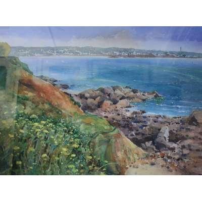 David Henley - Across the Bay