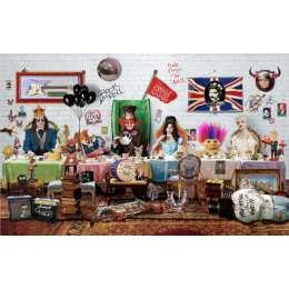 Dirty Hans - Rock & Roll Tea Party