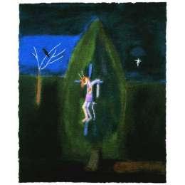 Craigie Aitchison 'Montecastelli Tree' 2002