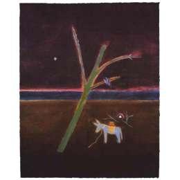 Craigie Aitchison 'Donkey' 2003