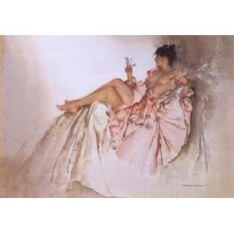 Sir William Russell Flint limited edition 'A Book of Poems'