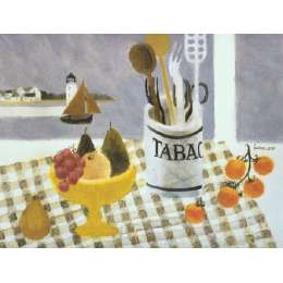 "Mary Fedden RA limited edition print ""The Tabac Jar (No.2) 1996"""