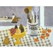 "Mary Fedden RA limited edition print ""The Tabac Jar (No.2) 1996"""