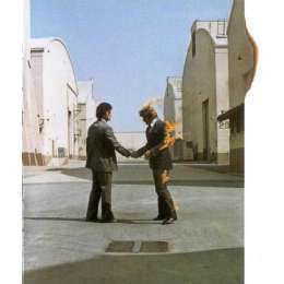 """Storm Thorgerson 21 colour silkscreen """"Wish You Were Here"""""""