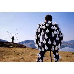 """Storm Thorgerson Colour reproduction """"Delicate Sound Of Thunder"""""""