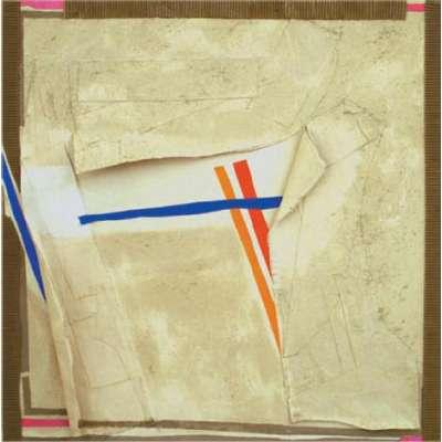 "Sandra Blow RA 13 colours silkscreen ""Rilievo"""