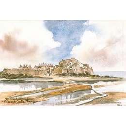 Martin Goode 'Elizabeth Castle, Jersey'