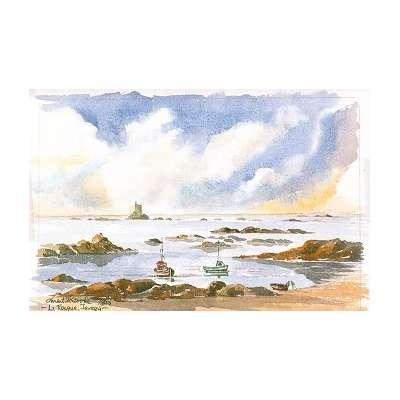 Martin Goode 'La Rocque, Jersey'