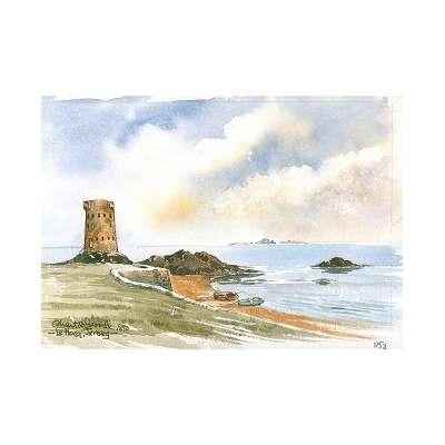 Martin Goode 'La Hocq, Jersey'