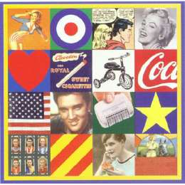 Sir Peter Blake 'Origins of Pop Art III'
