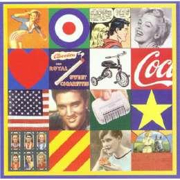 Sir Peter Blake 'Origins of Pop Art III'
