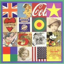 Sir Peter Blake 'Origins of Pop Art IV'