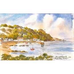 Martin Goode 'Rozel Bay, Jersey'