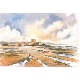 Martin Goode 'St Aubin's Bay, Jersey'