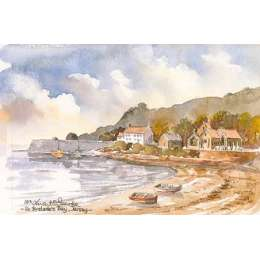 Martin Goode 'St Brelade's Bay, Jersey'