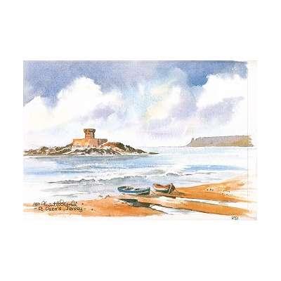 Martin Goode 'St Ouen's Bay, Jersey'