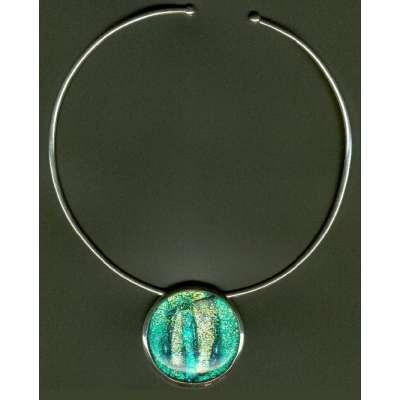 Stephanie Else handmade necklace & Pendant