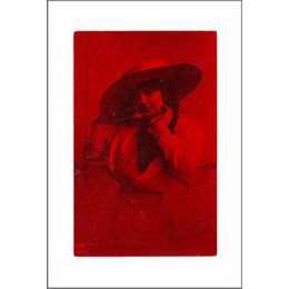 Sir Peter Blake Archival Inkjet 'Victorian Postcard Series 1'