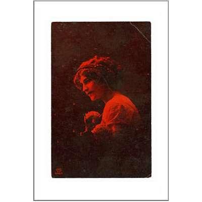 Sir Peter Blake Archival Inkjet 'Victorian Postcard Series 2'
