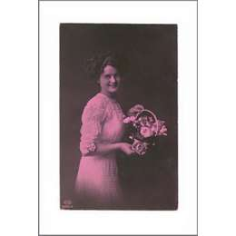 Sir Peter Blake Archival Inkjet 'Victorian Postcard Series 4'