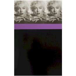 Sir Peter Blake screenprint 'Marilyn Monroe, Black'